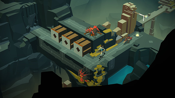 Lara Croft GO – Games of 2015