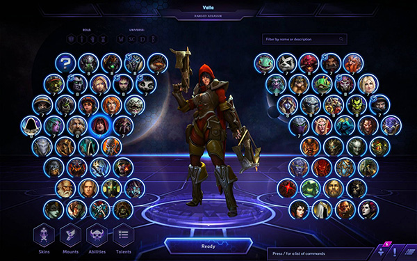 Heroes of the Storm – Games of 2015