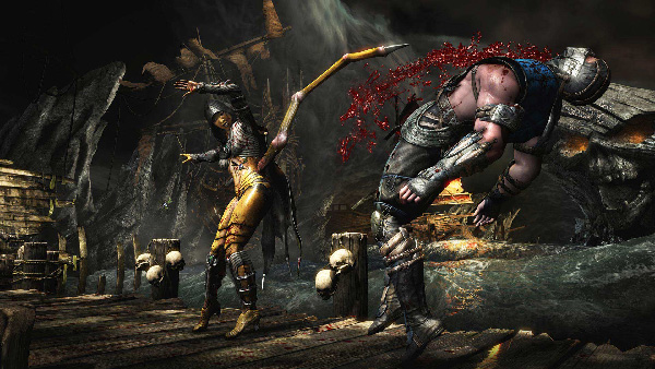 Mortal Kombat X – Games of 2015