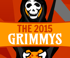 The 2015 Grimmys: Mr. Dave Award for Best New Character of the Year