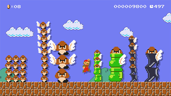 Super Mario Maker – Games of 2015